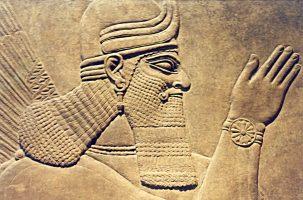 La pintura corporal y facial. La Prehistoria y Mesopotamia