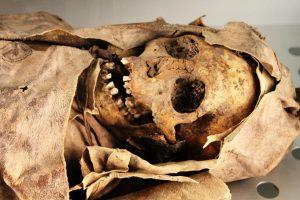 La momificación artificial. Las momias guanches o xaxos