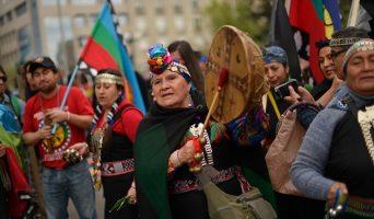 Elche y Ngnechen. Mito mapuche (Mapudungun) 1a. Parte