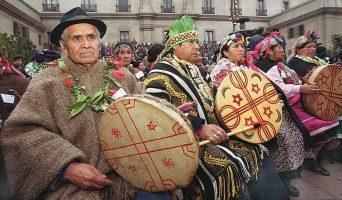 Elche y Ngnechen. Mito mapuche (Mapudungun) 2a. Parte