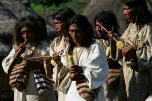 Paiyac se olvida de las mujeres. Mito Toba, Qom'lek. Segunda Parte