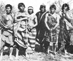 Paiyac se olvida de las mujeres. Mito Toba, Qom'lek